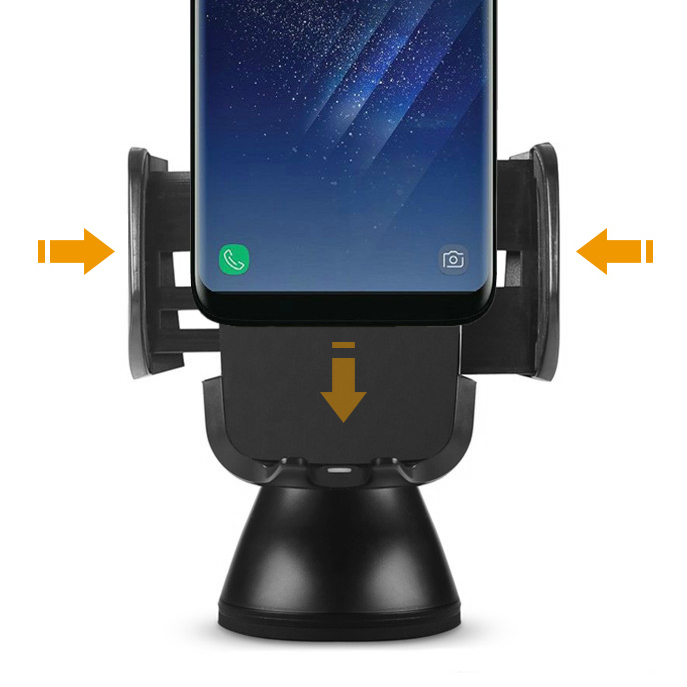 samsung galaxy s9 wireless charger car